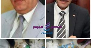 رحمى وأبو هاشم يتصديان الفساد باستمرار الحملات التموينية والتفتيش على الأسواق بالغربيه