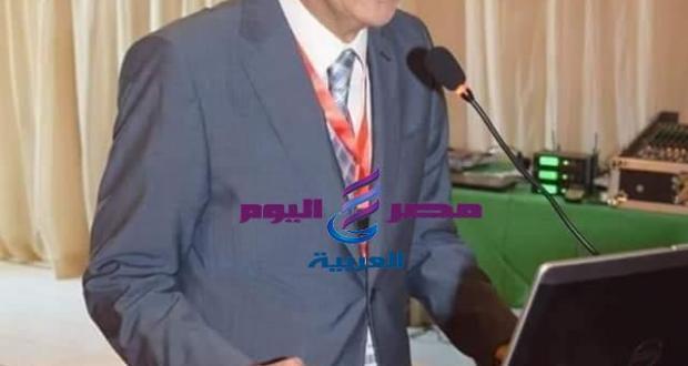 جامعة المنصوره تتشح بالسواد لوفاة الاستاذ الدكتور نبيل جاد الحق استاذ الجراحة