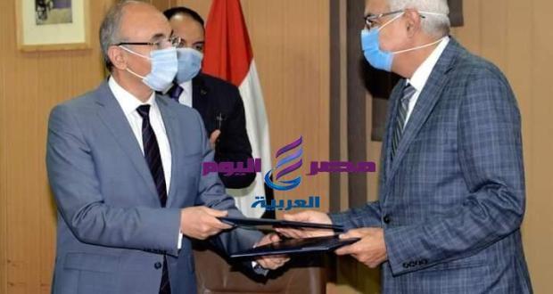 بروتكول تعاون بين جامعة الزقازيق وجامعة المنصورة في زراعة الأعضاء | جامعة الزقازيق