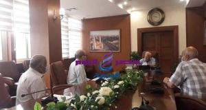 محافظ بورسعيد يوافق علي فتح ٤ تخصصات جديدة بمدرسة بورسعيد الفنية بنات | محافظ بورسعيد