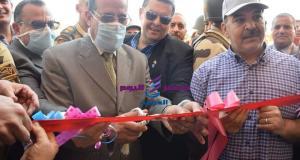 بتكلفة 112مليون جنية محافظ شمال سيناء يفتتح عدد من المشروعات التنموية بالشيخ زويد