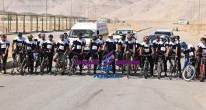 جامعة سوهاج تختتم معسكرها الطلابي بماراثون سباق الدراجات الهوائية