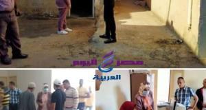 رئيسة مدينة دسوق.. وزيارة مفاجئة لقرية شباس الملح