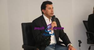 صبحي يناقش مقترحات التطوير مع مديري المدن الشبابية ومراكز التعليم المدني وبيوت الشباب | صبحي