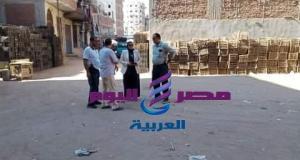 نطالب رئيس مدينة دسوق بتخصيص مكان للباعة الجائلين