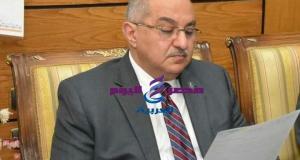 رئيس جامعة أسيوط يعلن عن وجود 19 حالة من مصابى كورونا | جامعة