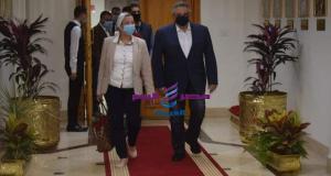 وزيرة البيئة تعقد اجتماعا موسعا ومحافظ البحر الاحمر لمتابعة خطة الإدارة البيئية بالمحافظة
