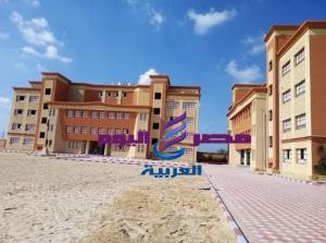 المدرسة الدولية بكفرالشيخ تتلقى طلبات الإلتحاق بها