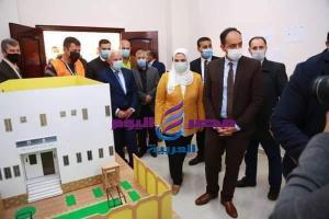 فى أول زيارة بعد افتتاح فخامة رئيس الجمهورية 3 مراكز جديدة لعلاج مرضى الإدمان | أول