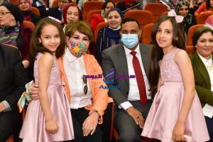 بالصور :الاحتفال بتكريم الام المثاليه بديوان عام محافظة الدقهلية   الام