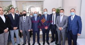 وزيرا العدل والأ تصالات يفتتحان فرعي توثيق بالسادس من أكتوبر والشيخ زايد | العدل