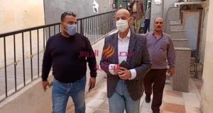 وكيل وزارة الصحة بالشرقية يقرر ندب ٦ أطباء خارج الزقازيق العام أثناء مروره المفاجئ علي المستشفي
