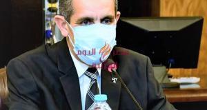 رحمى . تحرير ٤١٩٣ محضر لعدم ارتداء الكمامة وغلق ٨٧٦ مركز للدروس الخصوصية بالغربيه | محضر