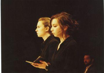 "Bilkent Theatre '06 - Martha in Albert Camus' ""Misunderstanding"""