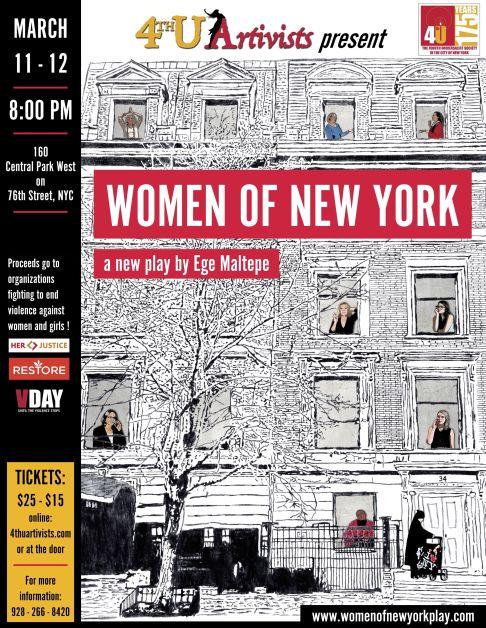 Women of NY_Poster