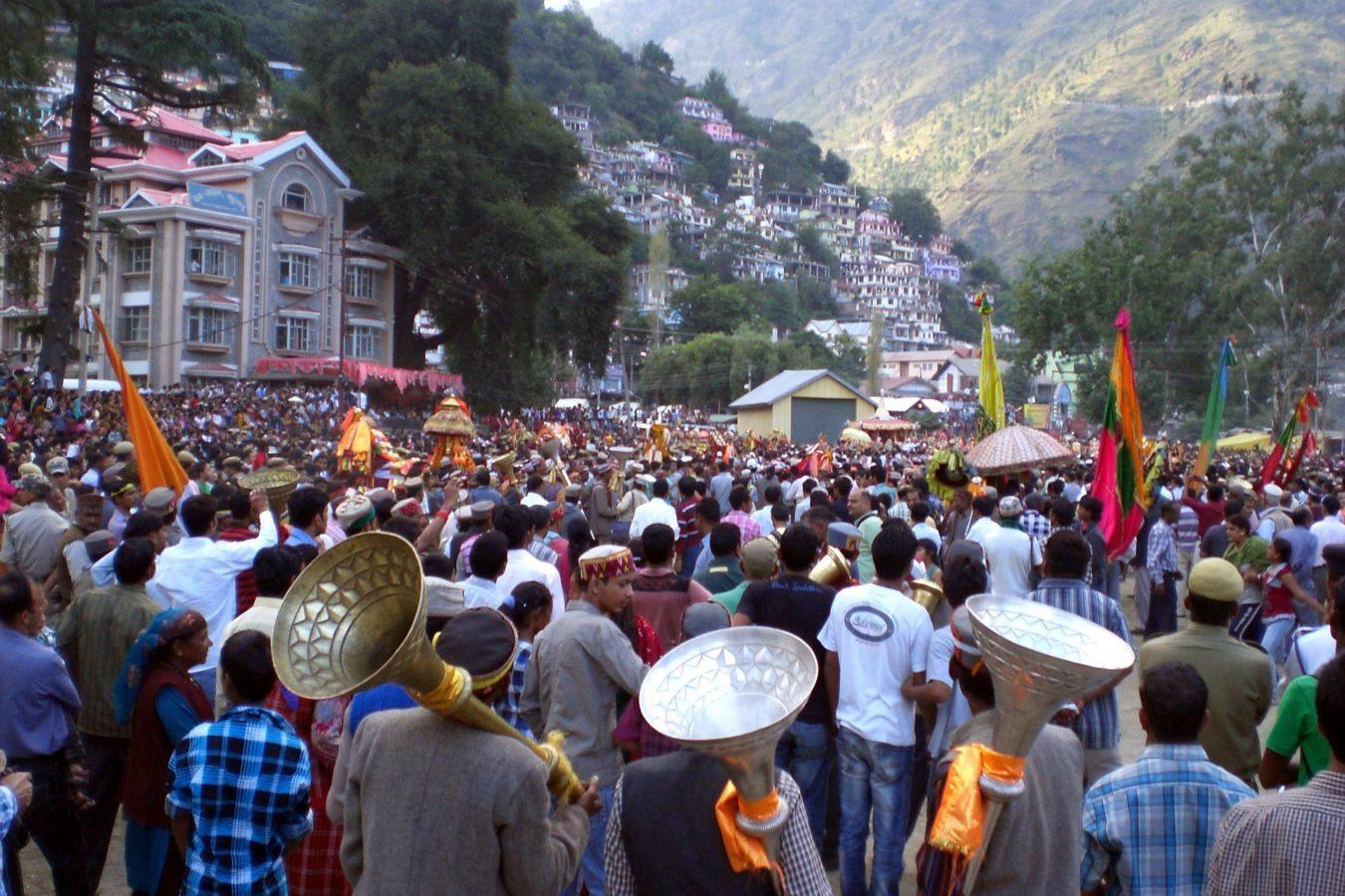 Famous Festivals in Himachal Pradesh
