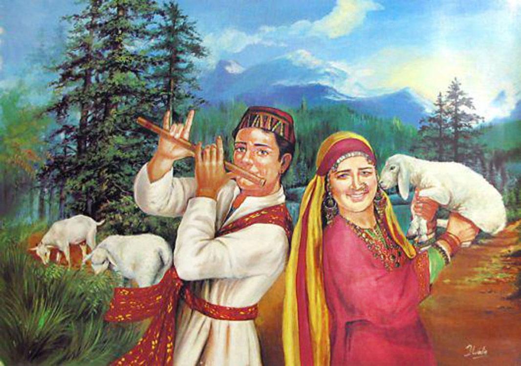 Tribes of Himachal Pradesh – Gaddi Tribe