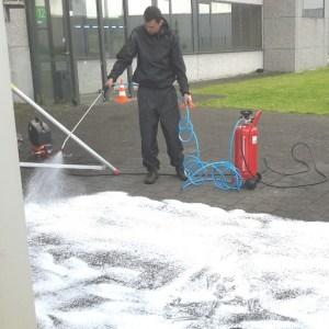 nettoyage dalles