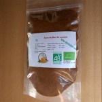 Sucre de coco bio avec IG bas