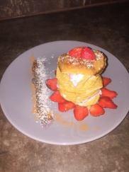 Wheygg Pancakes protéinés bio à la fraise eggnergy