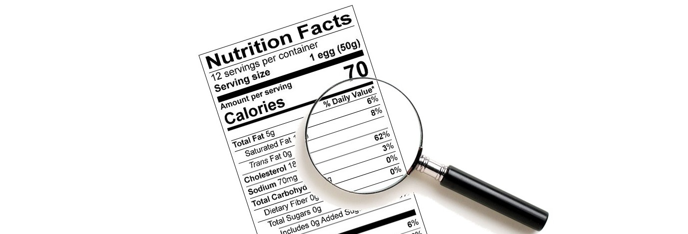 A nutrition scientist's perspective on the new food label