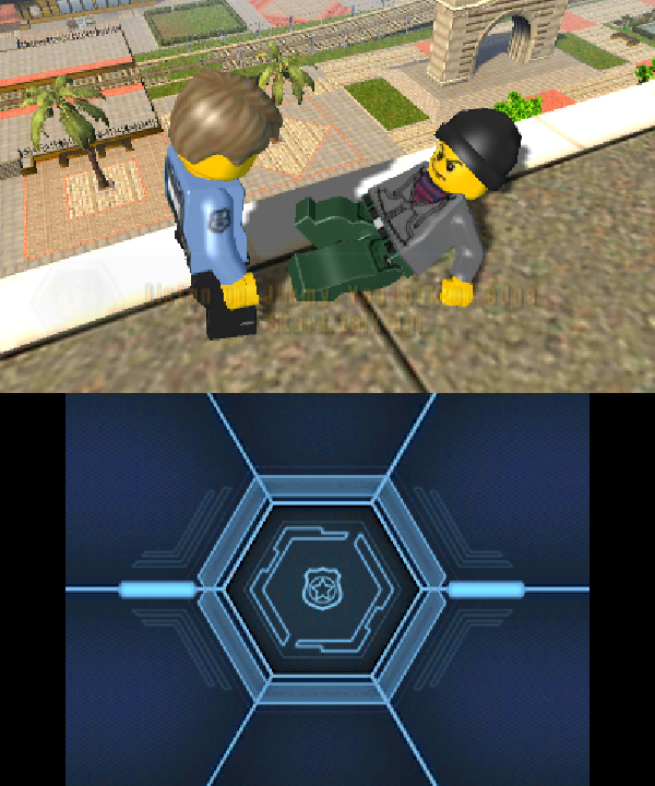 LEGO City Undercover The Chase Begins Review  Eggplante