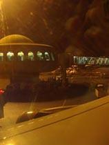 Abu Dhabi 機場。