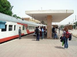 Aswan 火車站