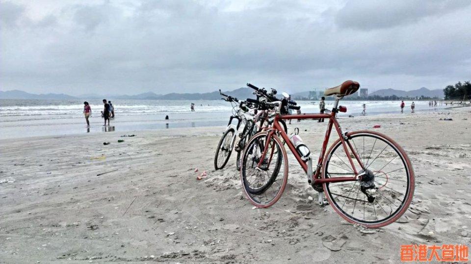 端午巽寮海龜島單車遊後記