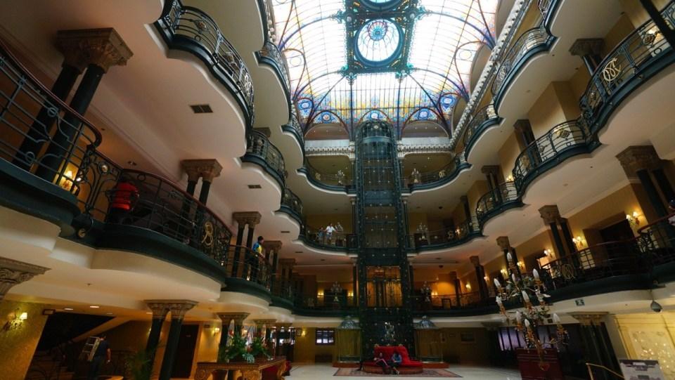 Gran Hotel Cuudad de MÉXICO
