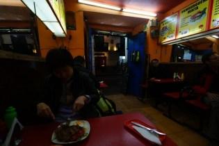 位於庫斯科 Plaza de Armas 的 local 餐廳。