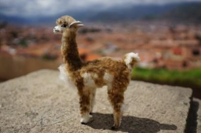 旅程常見、亦買了很多的羊駝公仔。