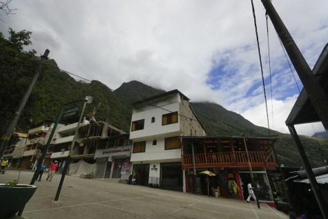 入住的 Hotel Inti Punku Inn。