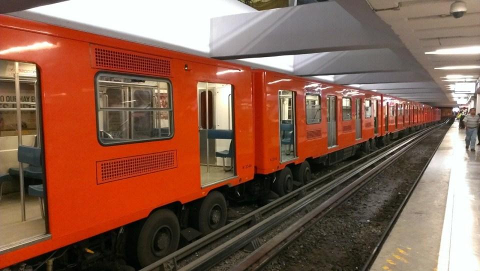 墨西哥城地鐵