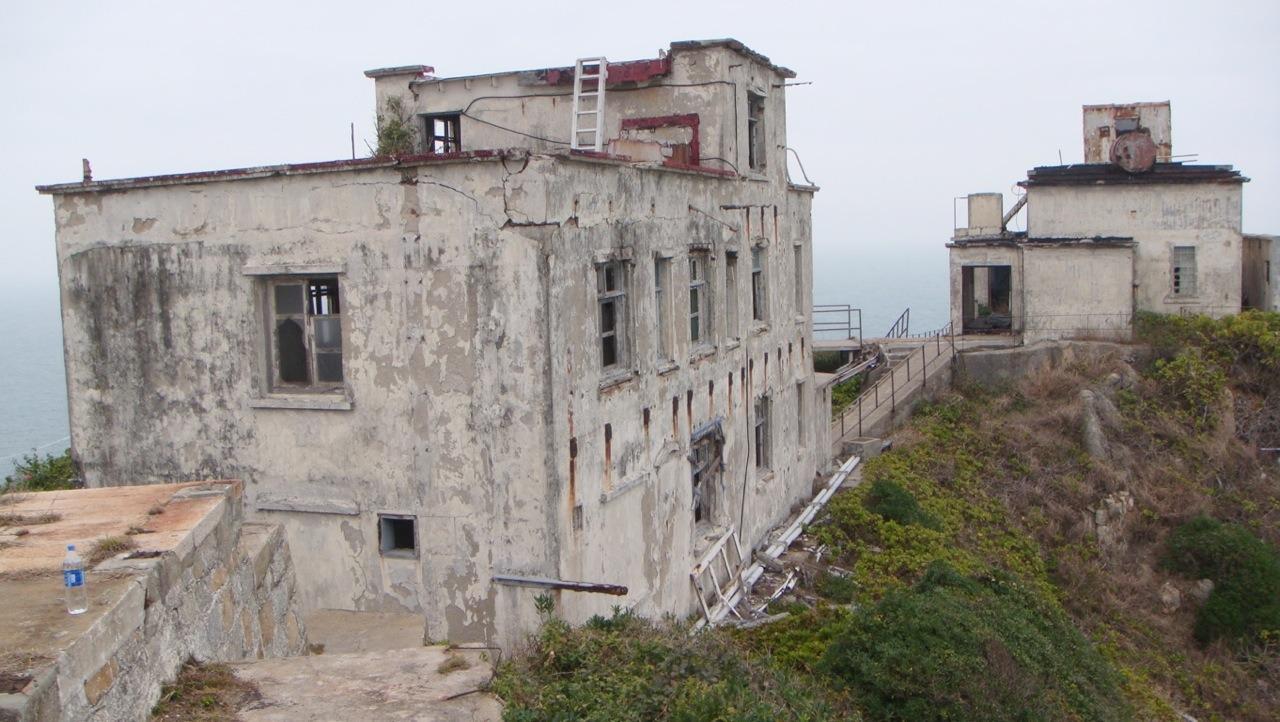 橫瀾島隨影《香港惡魔島之旅》