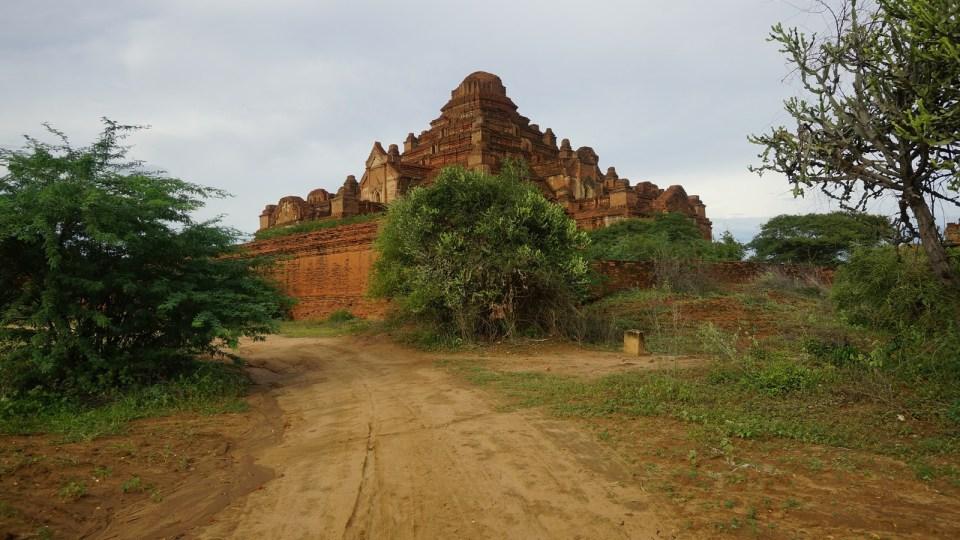 Dhammayangyi Temple -- Bagan 最大的佛寺。