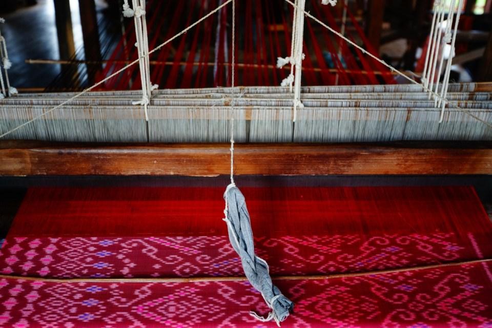 編織廠隨影