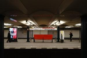 Wittenbergplatz Station.