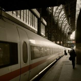 Hamburg Station.