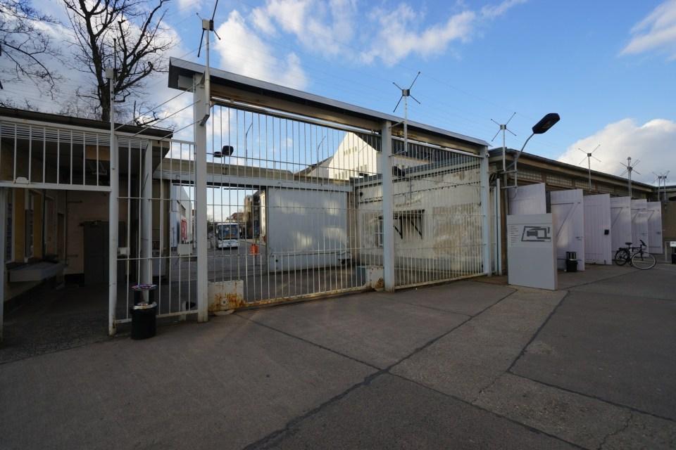 The Stasi Prison 東德秘密監獄