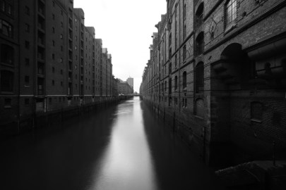 漢堡 Warehouse district (Speicherstadt)