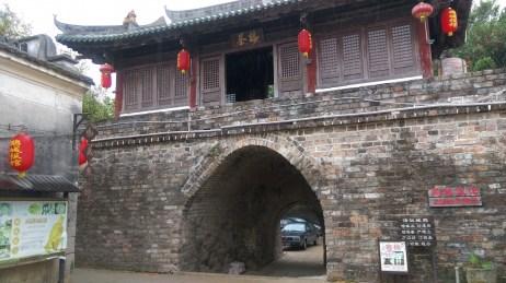 大鵬所城東門。