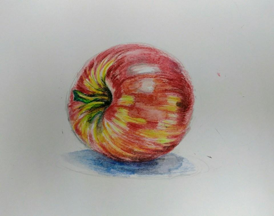 蘋果(課堂示範)