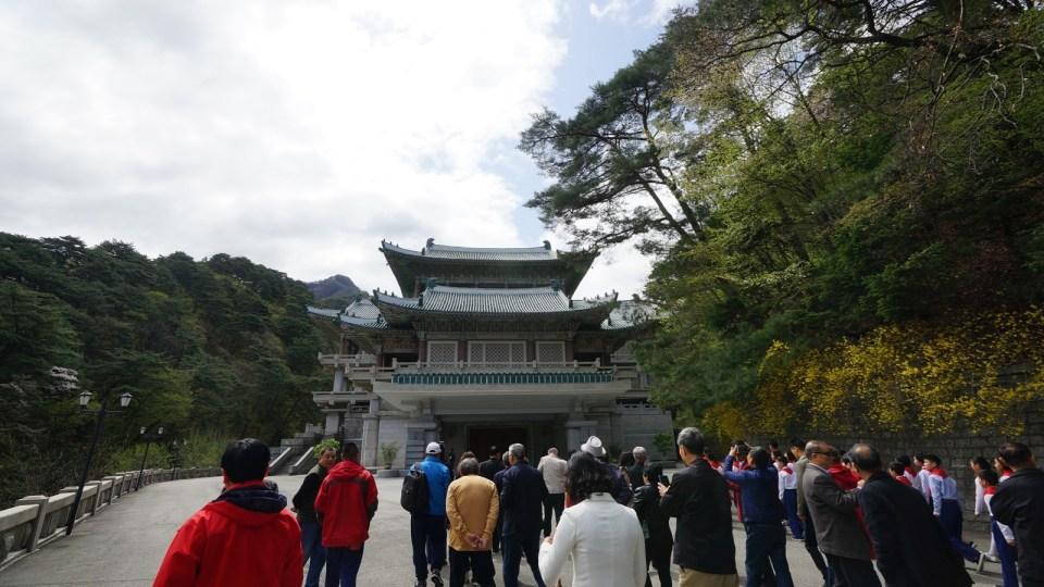 中俄朝遊(10)朝鮮有乜睇 -- 最神秘的景點