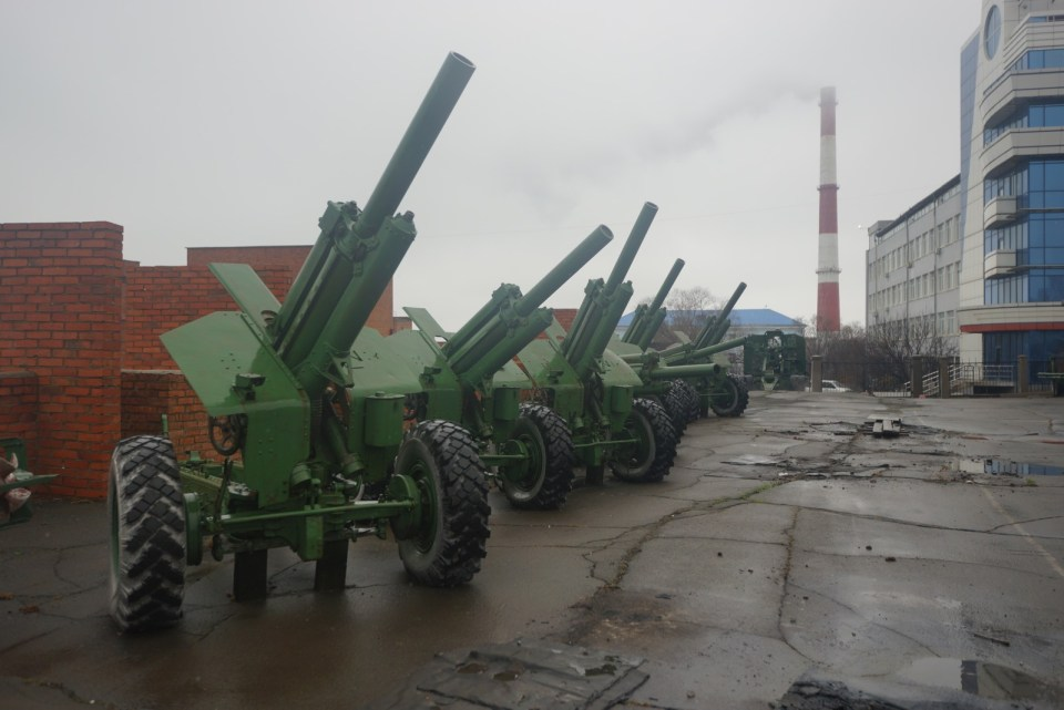 中俄朝遊(一) — 軍事城市 海參崴