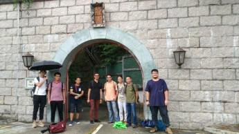 「香港大笪地」會員參觀龍圃。