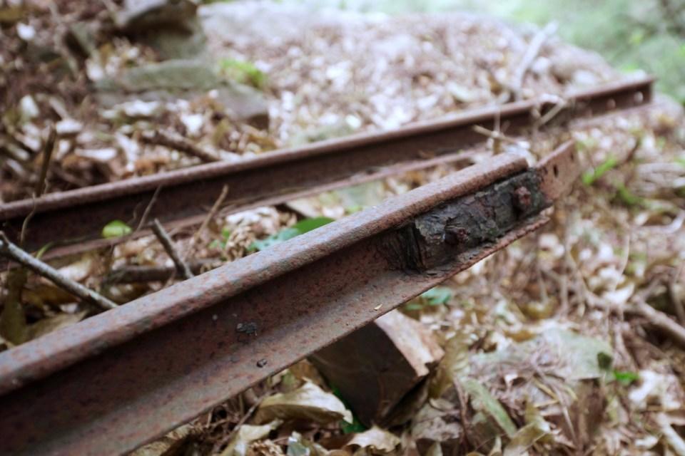 鐵橋及舊礦軌探險 — 馬鞍山露天礦場