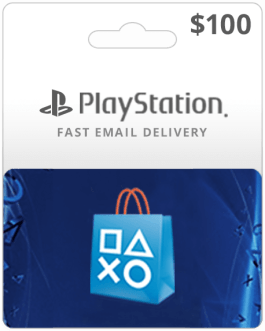 PlayStation Gift Card 100 USD