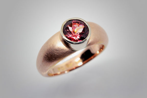 Ringe geschmiedete Ringe Goldringe Silberringe Gold