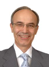 Nabil Antaki, médecin syrien, directeur d'un hôpital à Alep, membre de la communauté chrétienne des Maristes Bleus.